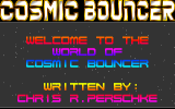 Cosmic Bouncer
