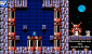 Animation en flash sur Mega Man (Nintendo Nes).